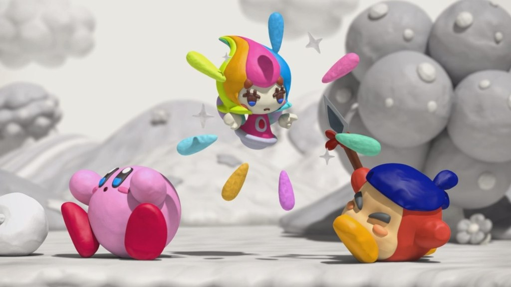 Kirby and the Rainbow Paintbrush 10