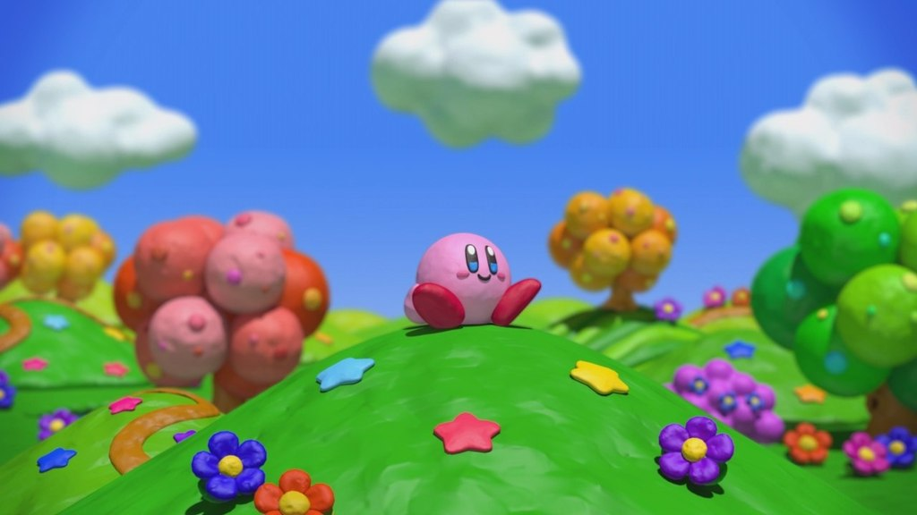 Kirby and the Rainbow Paintbrush 05